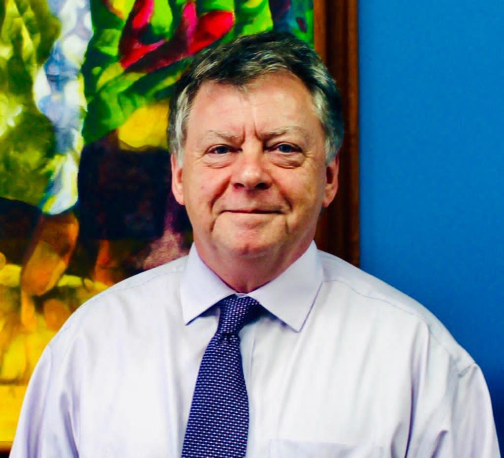 Dr. Stanley John White named Dean of Basic Science Campus, All Saints University, Dominica